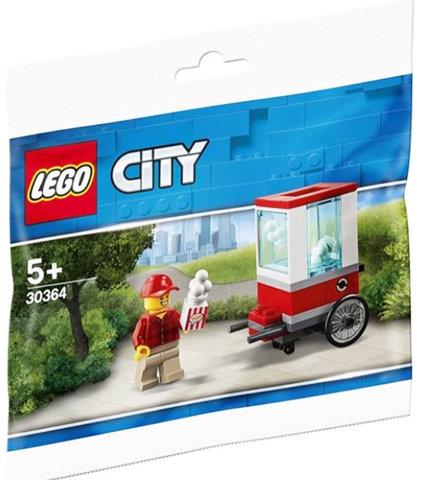 LEGO® CITY - 30364 POPCORN CART RECRUITMENT PACKET