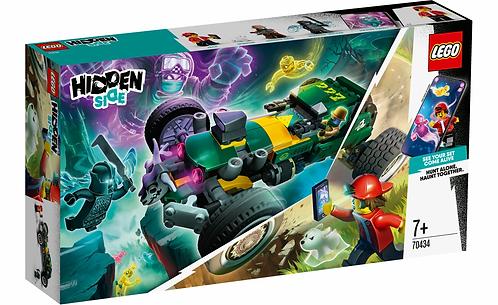 LEGO®HIDDEN SIDE - SUPERNATURAL RACE CAR - 70434