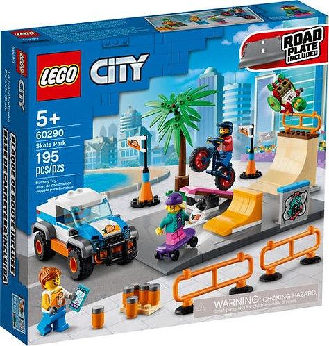 LEGO® CITY - SKATE PARK - 60290
