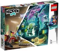LEGO® HIDDEN SIDE - J.B'S GHOSTLAB - 70418