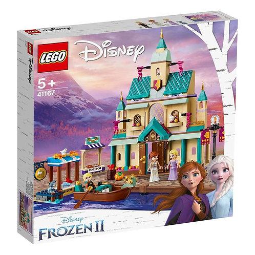 LEGO® DISNEY PRINCESS - ARENDELE CASTLE VILLAGE - 41167