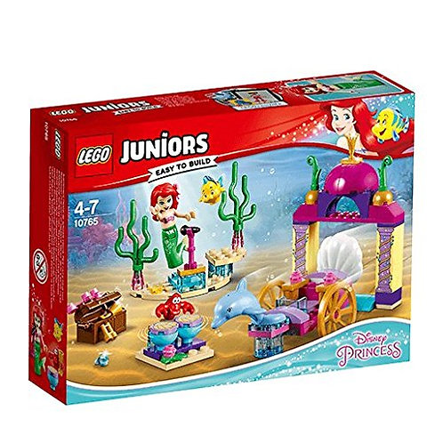 LEGO® JUNIORS - ARIEL'S UNDERWATER CONCERT