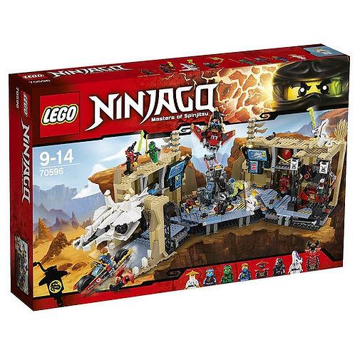 LEGO® NINJAGO - SAMURAI X CAVE CHAOS