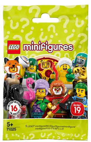 LEGO® MINIFIGURE - SERIES 19 - 71025