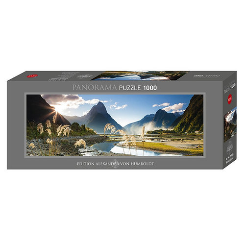 1000PC PUZZLE - MILFORD SOUND - 29606