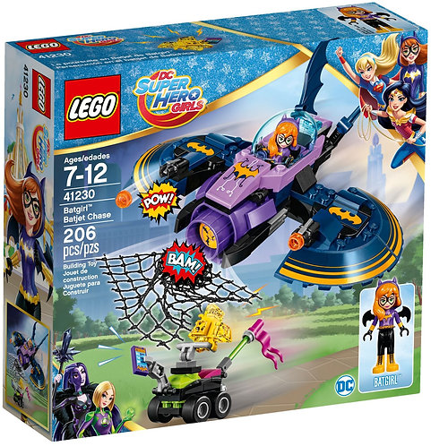 LEGO® SUPER HEROES - BATGIRL BATJET CHASE
