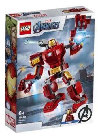 LEGO® AVENGERS - IRON MAN MECH - 76140