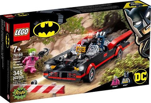 LEGO® SUPER HEROES - BATMAN CLASSIC TV SERIES BATMOBILE - 76188