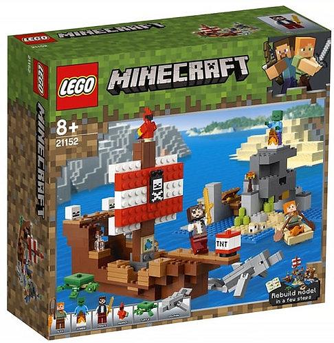 LEGO® MINECRAFT - THE PIRATE SHIP ADVENTURE