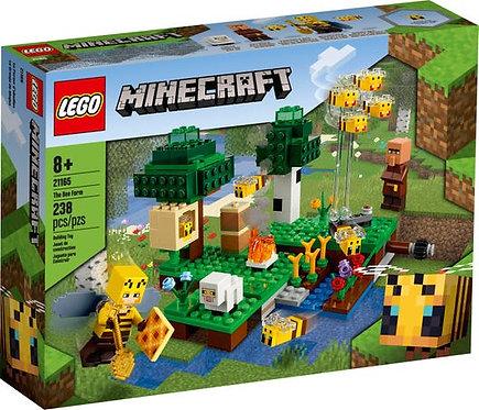 LEGO® MINECRAFT - THE BEE FARM - 21165