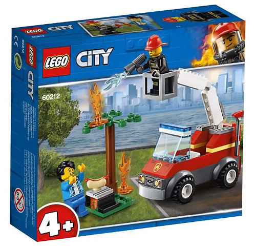 LEGO® CITY - BARBEQUE BURN OUT