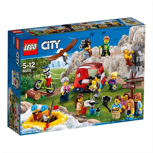 LEGO® CITY - PEOPLE PACK - OUTDOOR ADVENTURES