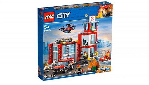 LEGO® CITY - FIRE STATION - 60215