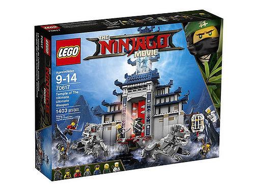 LEGO® NINJAGO - TEMPLE OF THE ULTIMATE WEAPON