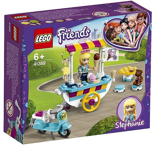 LEGO® FRIENDS - ICE CREAM CART - 41389