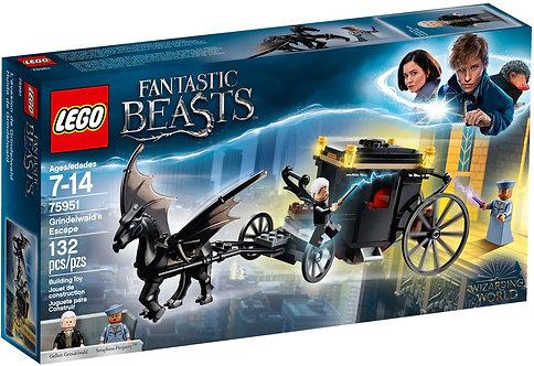 LEGO® HARRY POTTER - GRINDELWALD'S ESCAPE