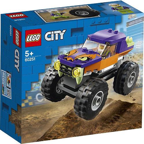 LEGO® CITY - MONSTER TRUCK - 60251