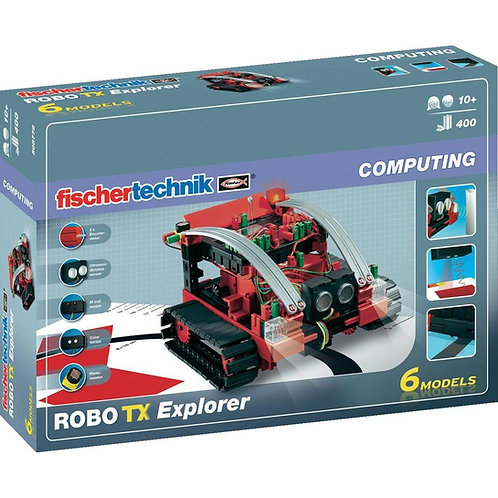 FISCHER TECHNIK - ROBOTICS - ROBO TX EXPLORER