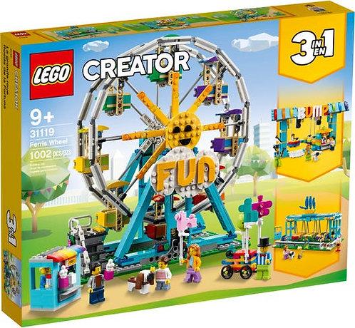 LEGO® CREATOR - FERRIS WHEEL - 31119