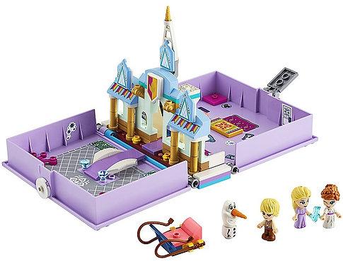 LEGO® DISNEY PRINCESS - ANNA & ELSA'S STORYBOOK ADVENTURES - 43175