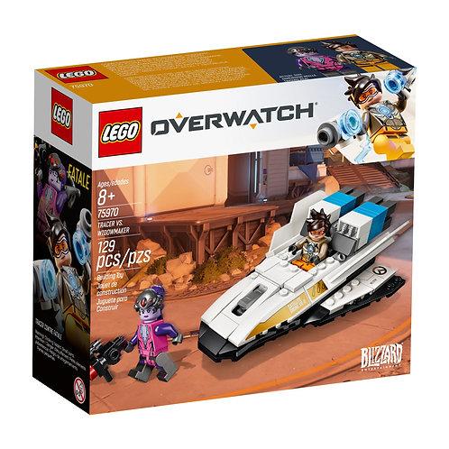 LEGO® OVERWATCH - TRACER vs WIDOWMAKER - 75970
