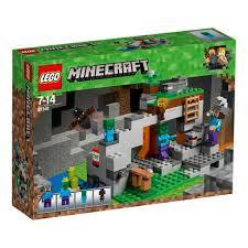 LEGO® MINECRAFT - THE ZOMBIE CAVE - 21141