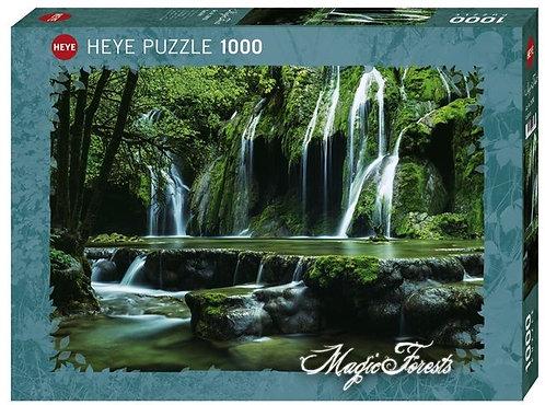 1000PC PUZZLE - CASCADES - 29602