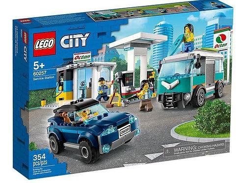 LEGO® CITY - SERVICE STATION - 60257
