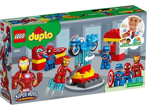 LEGO® DUPLO - SUPER HEROES LAB - 10921