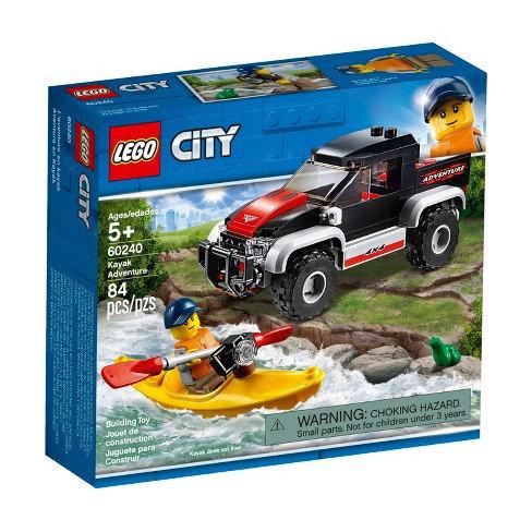 LEGO® CITY - KYAK ADVENTURE - 60240