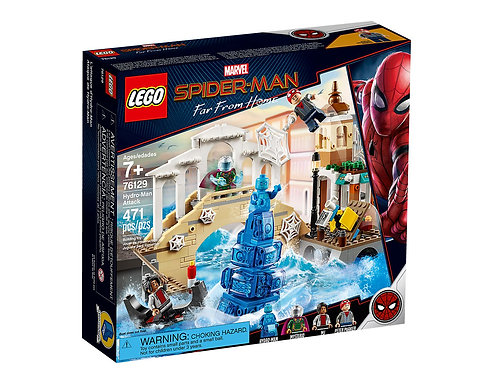 LEGO® SUPER HEROES - SPIDERMAN - HYDRO-MAN ATTACK - 76129