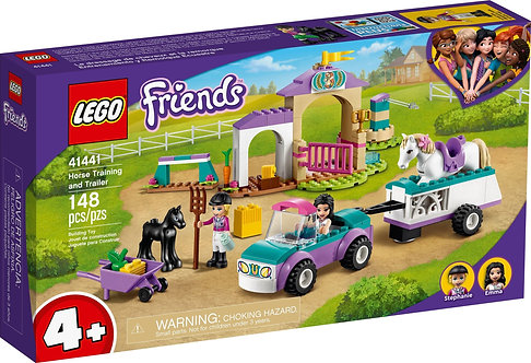 LEGO® FRIENDS - HORSE TRAINING AND TRAILER - 41441