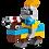 Thumbnail: LEGO® CLASSIC - BASIC BRICK SET