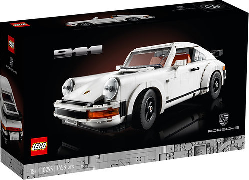 LEGO® CREATOR EXPERT - PORSCHE 911 - 10295