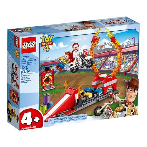 LEGO® JUNIORS - TOY STORY 4 - DUKE CABOOM'S STUNT SHOW