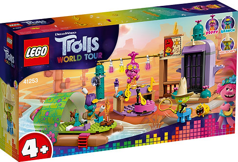 LEGO® TROLLS WORLD TOUR - LONESOME FLATS RAFT ADVENTURE - 41253