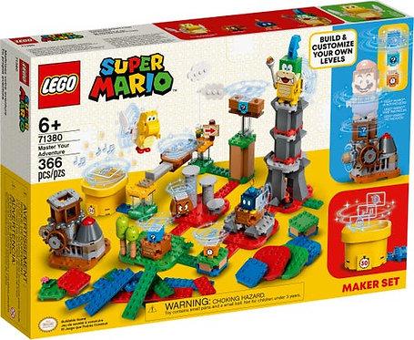 LEGO® SUPER MARIO - MASTER YOUR ADVENTURE - 71380