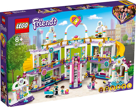 LEGO® FRIENDS - HEARTLAKE CITY SHOPPING MALL - 41450
