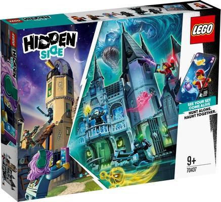 LEGO® HIDDEN SIDE - MYSTERY CASTLE - 70437