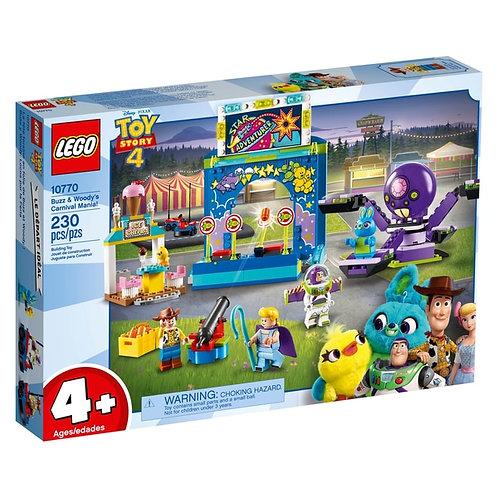 LEGO® TOY STORY 4 - BUZZ & WOODY'S CARNIVAL MANIA - 10770