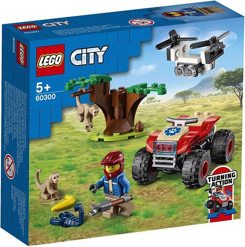 LEGO® CITY - WILDLIFE RESCUE ATV - 60300