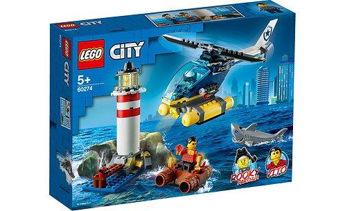 LEGO® CITY - ELITE POLICE LIGHTHOUSE CAPTURE - 60274