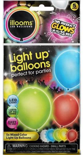 BALLOONS - ILLOOMS LIGHT UP BALLOONS