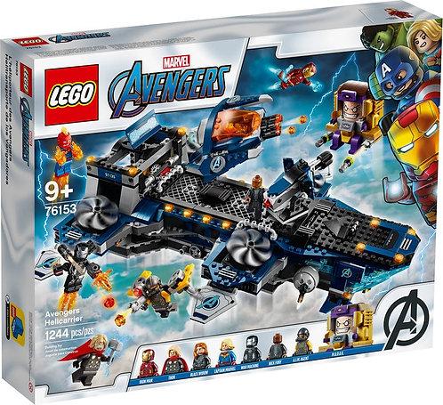 LEGO® SUPER HEROES - AVENGERS HELICARRIER - 76153