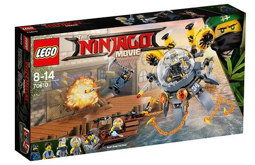 LEGO® NINJAGO - FLYING JELLY SUB