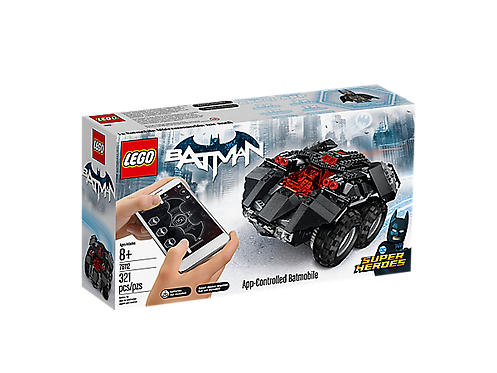 LEGO® SUPER HERO - APP - CONTROLLED BATMOBILE