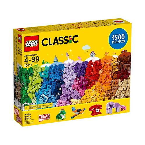 LEGO® CLASSIC - BRICKS BRICKS BRICKS - 10717
