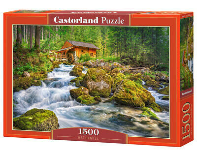 1500PC PUZZLE - WATERMILL - 151783