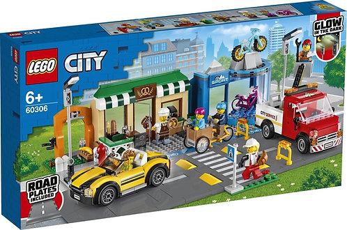 LEGO® CITY - SHOPPING STREET - 60306