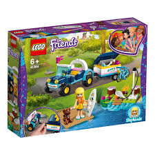 LEGO® FRIENDS - STEPANIE'S BUGGY AND TRAILER